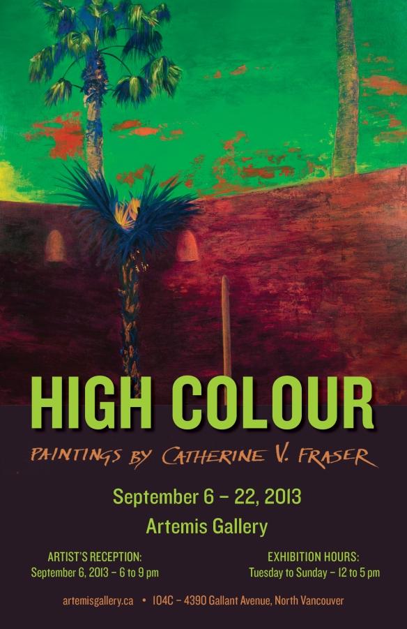 High Colour Poster7